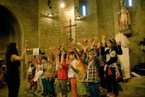 Sant Martí Sescorts, 10 de maig